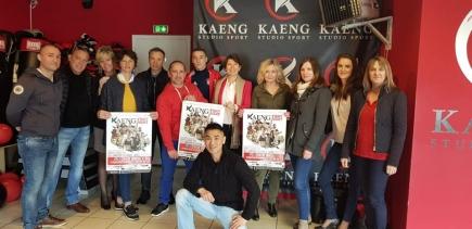 Le Rotary Vannes Atlantique co-organise la #kaengfightnight, gala de boxe international, au profit de l'éducation.